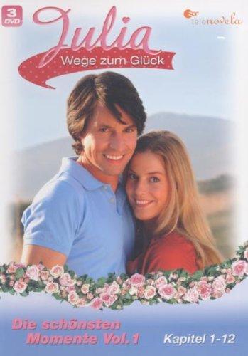 Julia - Wege zum Glück Vol. 1, Folge 01-12 (3 DVDs)