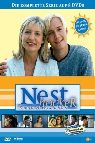 Nesthocker - Familie zu verschenken (Collector's Edition) (8 DVDs)