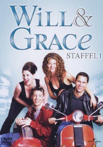 Will & Grace Staffel 1 (4 DVDs)