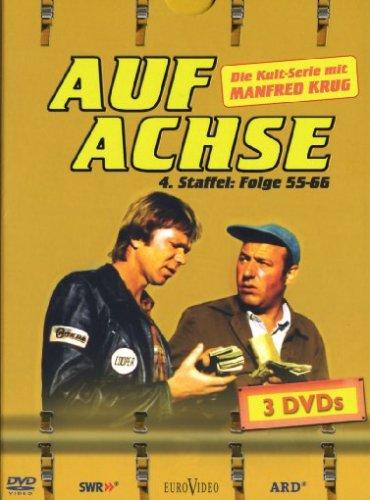 Auf Achse Staffel 4.0 (Folge 55-66, 3 DVDs)