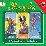 Löwenzahn 3-CD Hörspielbox