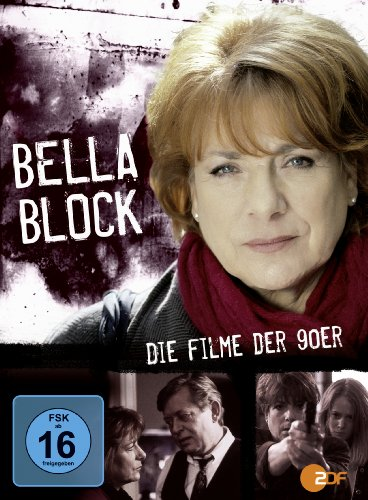 Bella Block Die Filme der 90er Jahre (3 DVDs)
