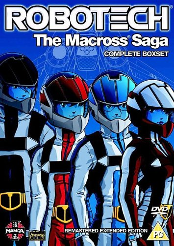 Robotech - Macross Saga Complete Series Box Set