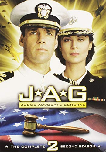 JAG (Judge Advocate General) - The Complete Second Season [RC 1]