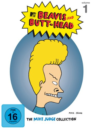 Beavis & Butt-Head The Mike Judge Collection, Volume 1 (3 DVDs)