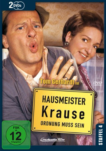 Hausmeister Krause Staffel 4 (2 DVDs)