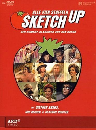 Sketch Up Alle vier Staffeln (4 DVDs)