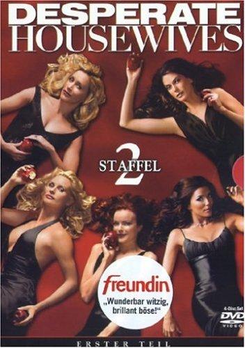 Desperate Housewives Staffel 2, Teil 1 (4 DVDs)