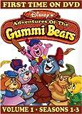 Adventures Of The Gummi Bears - Seasons 1-3 [RC 1]