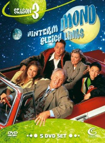 Hinterm Mond gleich links Staffel 3 (5 DVDs)