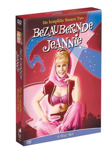 Bezaubernde Jeannie Season 2 (4 DVDs)