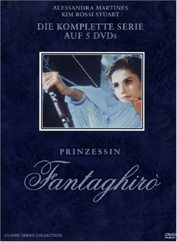 Prinzessin Fantaghiro Superbox (5 DVDs)
