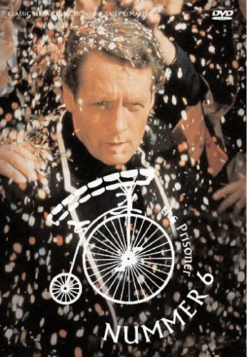 Nummer 6 - The Prisoner 7 DVDs