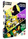 The Simpsons - Bart Wars/Too Hot For TV/Dark Secrets
