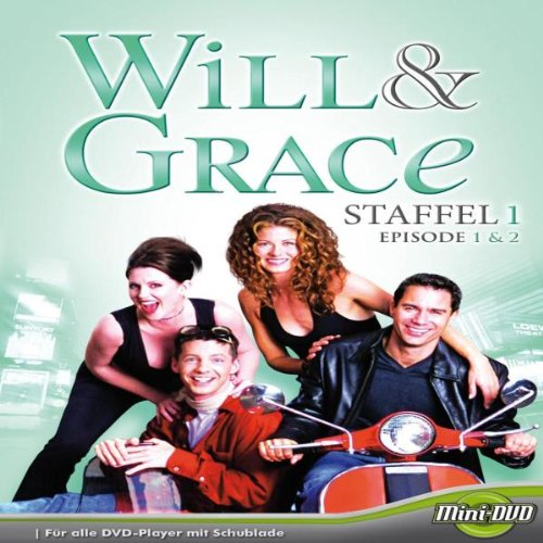 Will & Grace Staffel 1, Disc 1