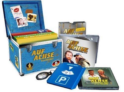 Auf Achse Staffel 5 & 6 Truckerbox (Folge 67-86, 6 DVDs + 1 CD)