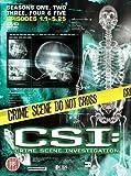 CSI - Crime Scene Investigation - Series 1-5