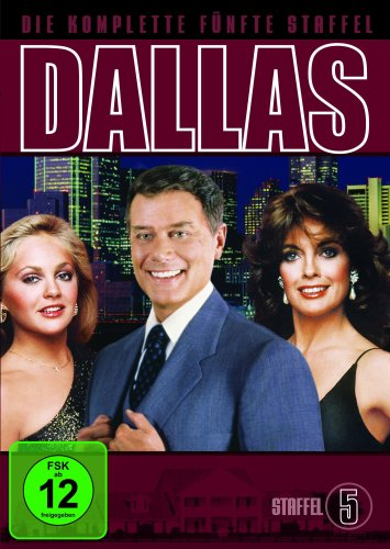 Dallas Staffel  5 (4 DVDs)