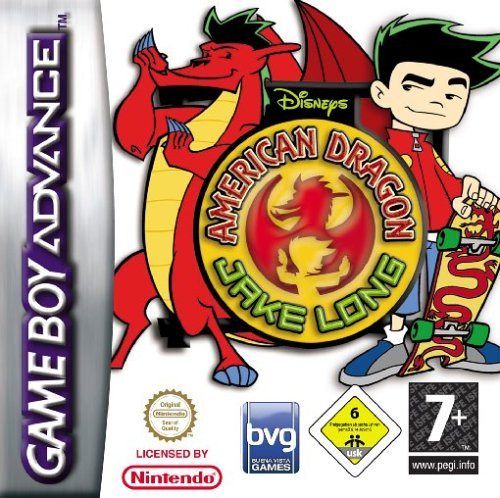 Disney's American Dragon - Jake Long Disney's American Dragon - Jake Long für GameBoy Advance