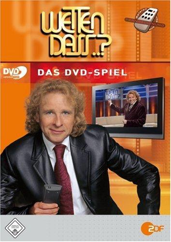 Wetten, dass..? Das DVD-Spiel