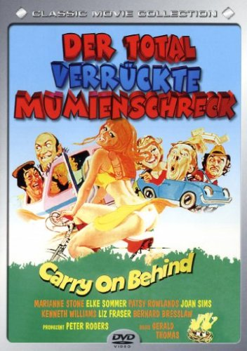 Carry On - Der total verrückte Mumienschreck