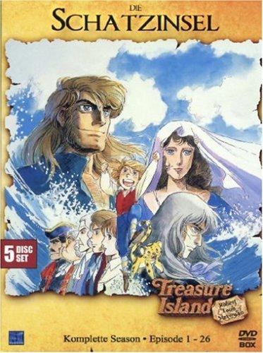 Die Schatzinsel - Takarajima