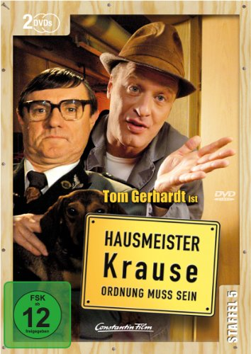Hausmeister Krause Staffel 5 (2 DVDs)
