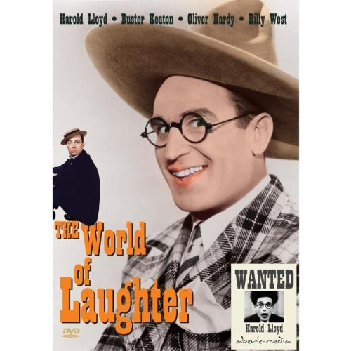 The World Of Laughter (Buster Keaton/Harold Lloyd/Hardy & West)