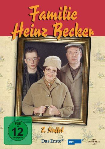Familie Heinz Becker Die komplette 2. Staffel (2 DVDs)