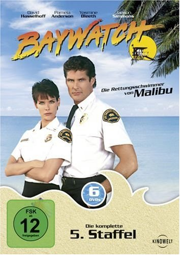 Baywatch Staffel  5 (6 DVDs)