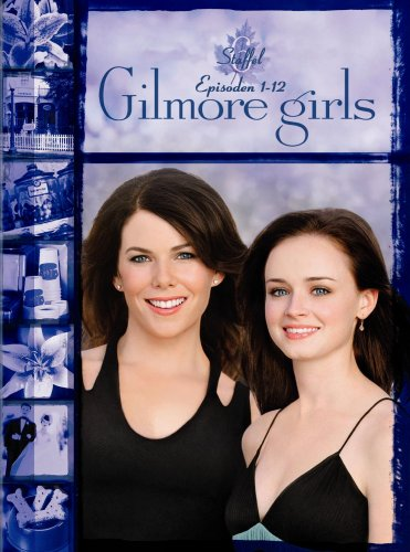 Gilmore Girls Staffel 6, Vol. 1, Episoden 01-12 (3 DVDs)