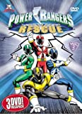 Power Rangers - Lightspeed Rescue Vol.3 (3 DVDs)