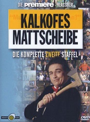 Kalkofes Mattscheibe: Die Premiere Klassiker - Staffel 2 (4 DVDs)