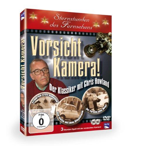 Vorsicht Kamera Der Klassiker mit Chris Howland (2 DVDs)