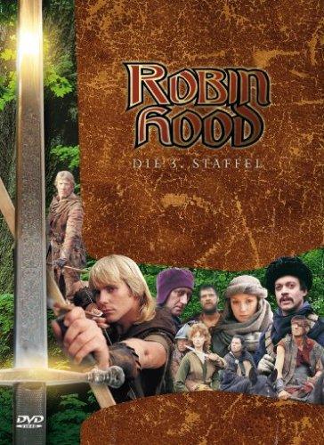 Robin Hood Staffel 3 (4 DVDs)
