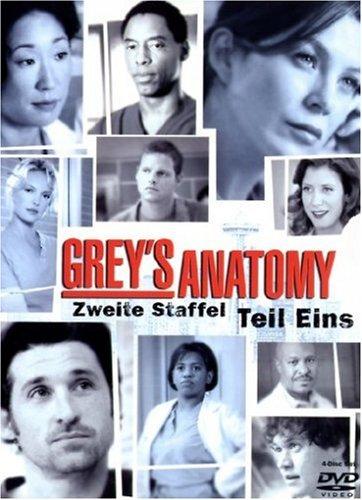 Grey's Anatomy - Die jungen Ärzte: Staffel  2, Teil 1 (4 DVDs)