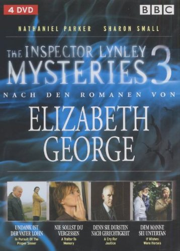 The Inspector Lynley Mysteries Box 3 (4 DVDs)