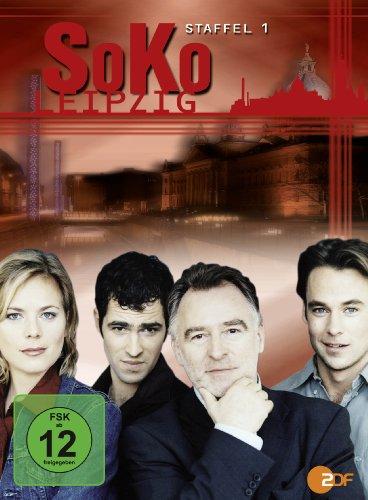 SOKO Leipzig Staffel 1 (3 DVDs)
