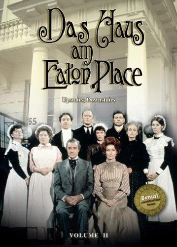 Das Haus am Eaton Place Volume 02 (Folge 09-16) (4 DVDs)