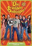 Die wilden Siebziger! - Staffel 2 (4 DVDs)