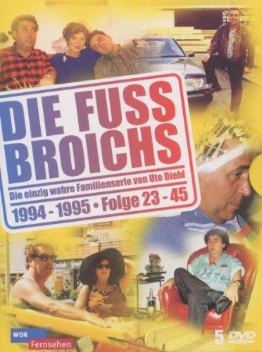 Die Fussbroichs Staffel 2 - Folgen 23-45 (5 DVDs)