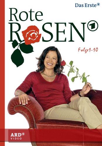 Rote Rosen Folgen 01-10 (3 DVDs)