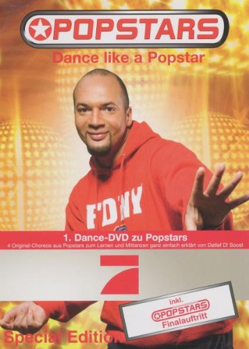 Popstars Dance like a Popstar Special Edition