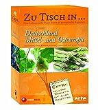 Zu Tisch in... Deutschland, Mittel- und Osteuropa (5 DVDs)