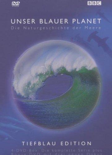 Unser blauer Planet Tiefblau Edition (4 DVDs)