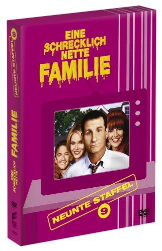 Eine schrecklich nette Familie Staffel  9 (4 DVDs)
