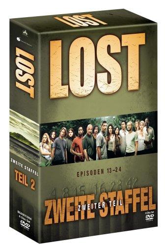 Lost Staffel 2/Teil 2, Episoden 13-24 (4 DVDs)