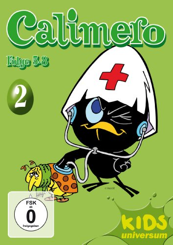 Calimero 2: Folgen 5-8