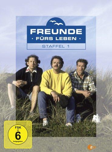 Freunde fürs Leben Staffel 1 (4 DVDs)