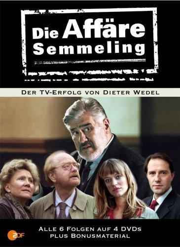 Die Affäre Semmeling 4 DVDs